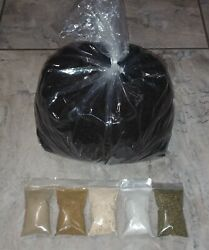 5 Lbs of Worm Castings Bat Guano Fish Meal Crab Meal Oyster Shell Kelp $20.95
