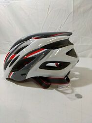 Basecamp Specialized Bike Helmet Bicycle CPSC amp; CE Certified Safety Light Gray $46.74