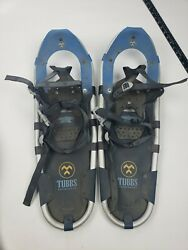 Tubbs Adventure 25 Inch Snowshoes Snow Shoes Made in USA Aluminum Pair $120.00