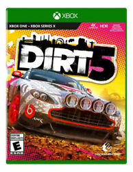 DiRT 5 PLEASE READ DESCRIPTION OFFLINEONLY Xbox One Series X 2020 $7.00