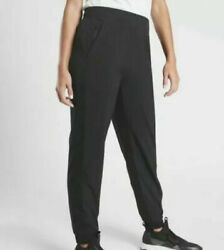 ATHLETA Brooklyn Jogger Lightweight Travel Pant Black Women Size 4 New Tags