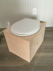 Hand Crafted Composting Toilet  $199.00