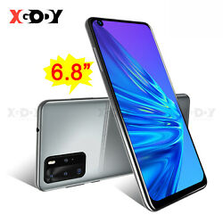 A50 2021 New Android 9.0 Unlocked Cell Phone Dual SIM Quad Core Cheap Smartphone $80.98