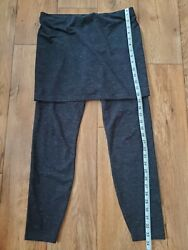 Cabi 3210 Space Dye 2 in 1 Skirted Leggings Size Small $39.00