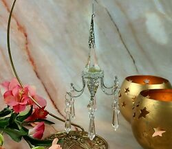 Katherine Collection 6.5quot; Long Christmas Chandelier Ornament $25.00