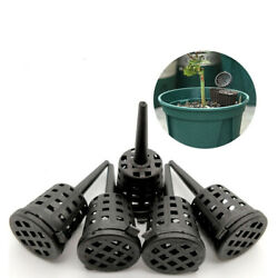 50pcs Fertilizer Baskets with Lid Portable Plastic Fertilizer Box Bonsai Fertili C $12.19
