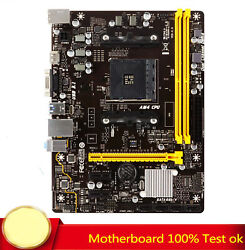 FOR Biostar A320MH Motherboard Supports AMD DDR4 32GB A320 AM4 100% Test Work $151.99