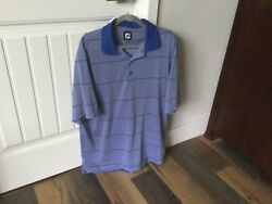 FOOTJOY GOLF SHIRT XL EXCEPTIONAL SPOTLESS QUALITY $15.00