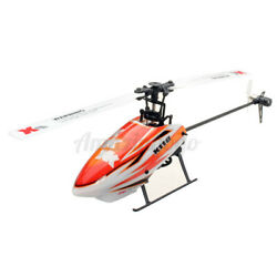 XK K110 RC Helicopter Blast 6CH Brushless Motor 3D 6G System 3 Axis Gyro $97.49