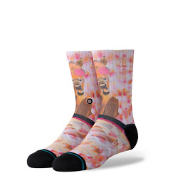 New with tags Kids Stance Socks quot;Hayleys Horsequot; Girls YL 2 5.5 $9.99