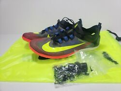 Nike Zoom Victory 5 XC Track and Field Cross Country Shoes Size 7 AJ0847 003 $59.99