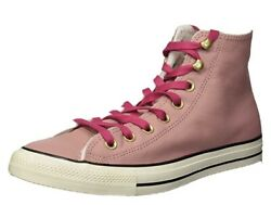 Womens Pink Converse All star Winter Sneaker Boot NWB Size 8 $23.00