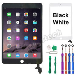 Apple iPad 2 3 4 Mini 1 2 3 Touch Screen Digitizer Screen Replacement Tools $13.55