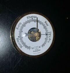 Barostar Barometer Made in France Antique with Certificate of Guarantee $20.00
