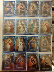 170 card 2017 18 Panini Optic Rookie lot RC with blue velocity NR MINT 🏀🏀🏀 $179.99