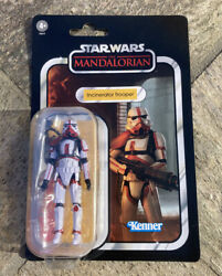 Star Wars Incinerator Trooper The Vintage Collection 177 Walmart *IN HAND* 🔥 $35.99