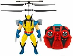 World Tech Toys Wolverine X Men 2CH IR RC Marvel Helicopter with Remote Control $24.99