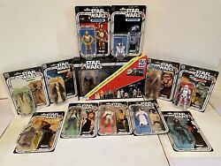 COMPLETE LOT of 12 Star Wars Black Series 40th Anniversary 6 inch NEW $275.00