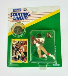1991 NFL Starting Lineup Jerry Rice San Francisco 49#x27;ers Action Figure $12.95