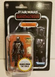 🔥Star Wars Vintage Collection Din Djarin Mandalorian amp; The Child 3.75quot; Grogu 🔥 $39.95