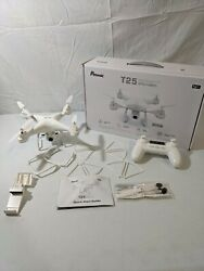 4 PARTS Potensic T25 GPS Drone FPV RC Drone with Camera 1080P HD WiFi Live Video $67.99
