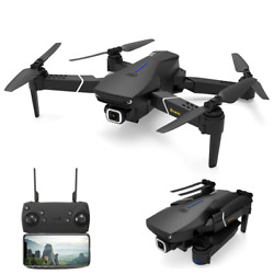 Drone Quadcopter GPS WIFI FPV With 1080P HD Camera 5G Wi Fi 4K HD Two Batteries. $143.22