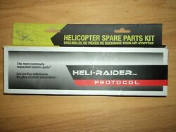 Protocol HELI RAIDER Helicopter Spare Parts Kit $15.00