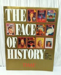 TIME Magazine Covers 1923 1994 The Face of History $8.00