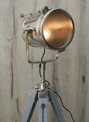 Industrial Tripod Floor Lamp Vintage Design Home Decors Gifts $138.00