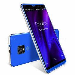 2021 New Android 9.0 Cell Phone Cheap Unlocked Smartphone Dual SIM Quad Core 5MP $69.99