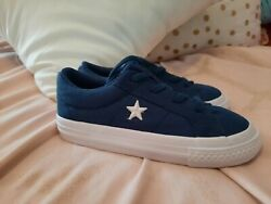 Converse One Star Toddler Size 9 $20.00
