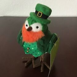 2019 Target St. Patrick's Day Spritz Bird Goldy. New With Tag. $22.50