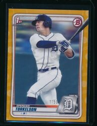 SPENCER TORKELSON 1st 2020 Bowman Draft Paper GOLD Parallel # 50 Rookie Card RC $399.99