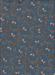 JUDIE ROTHERMEL REPRODUCTION FABRIC 1 2 YARD quot;FROM A RETIRED LINEquot; D 38 $4.99