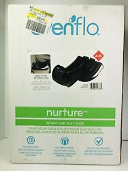 EVENFLO Nurture Infant Baby Car Seat Base Black A 45 New In Box $38.99
