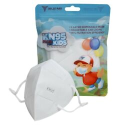 5 ply Kids children Breathable Adjustable Ears amp; nose Face Mask $11.98