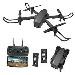 IDEA18 Drones with Camera for Adults 2K HD Optical Flow Positioning RC $73.40