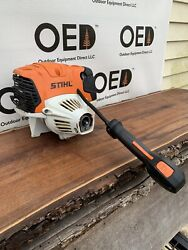 STIHL FS91R Commercial String Trimmer Powerhead amp; Throttle PROJECT PARTS