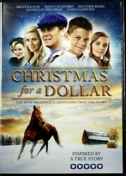 Christmas for a Dollar DVD 2013 NEW Brian Krause Best Price LDS Christmas $9.99