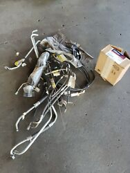 Large Lot Of GM Parts Oil Cooler Lines Dipsticks Etc New Genuine GM parts $100.00