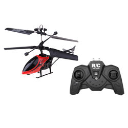 2CH 2.4G Remote Control RC Helicopter Quadcopter Aircraft with Gyro Toy Gift $11.13