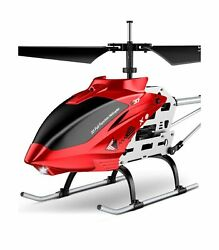 SYMA RC Helicopter S37 Aircraft with Altitude Hold 3 Channel Sturdy Alloy ... $100.66