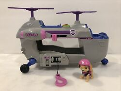 PAW Patrol * Ultimate Rescue Skye Helicopter * Large 12 inch Vehicle w Skye $77.99