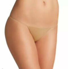 Cosabella Talco G String Women#x27;s Size OS Nude NEW $6.48