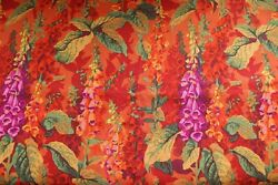 Kaffe Fassett Collective Philip Jacobs Fox Gloves Hot New Fat Quarter $19.95