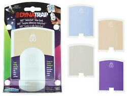 DynaTrap Dot StickyTech Replacement Glue Cards Decorative Colors 6 Cards in Pack $13.99