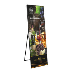 NEW P3 P2.5 LED POSTER 6.3ft x1.9ft Full color HD LED Billboard commercial signs