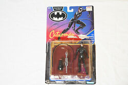 Vintage Catwoman Toy with Whipping Arm Action and Taser Gun Batman Returns Ken $25.00