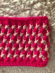 handmade crochet ear warmers $10.00