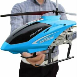 3.5CH 80cm Super Large helicopter remote control aircraft anti fall rc $99.99